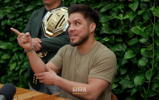 Henry Cejudo: I Will Be Next  'Pound-for-Pound King' After UFC 238 – MMA Fighting