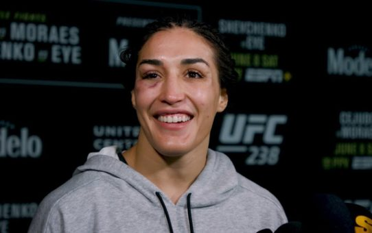 UFC 238: Tatiana Suarez Says She Deserves Title Shot More Than Michelle Waterson – MMA Fighting