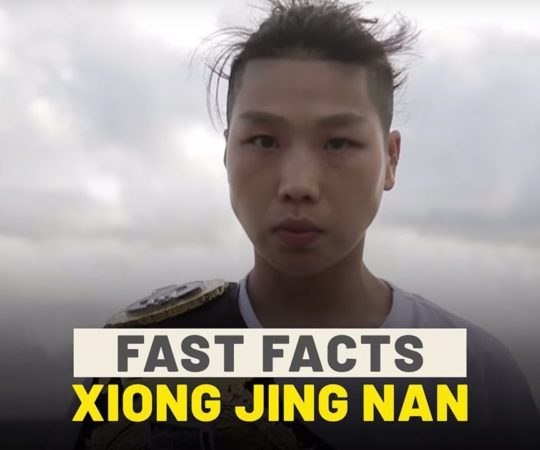 10 Things You Didn't Know About Xiong Jing Nan | ONE Fast Facts