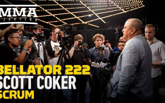 Bellator 222: Scott Coker Open to Bellator vs. UFC Matchups, 'Let's Do It'  – MMA Fighting