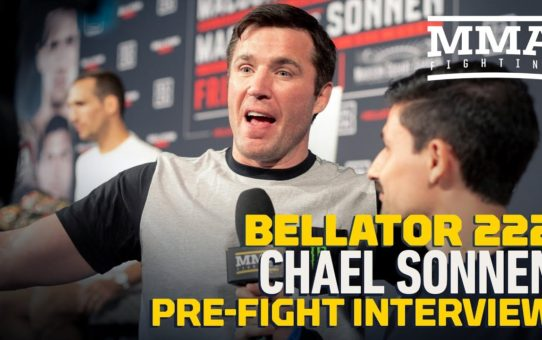 Bellator 222: Chael Sonnen Unsure If He'd Give Ryan Bader 'Opportunity' To Fight Him