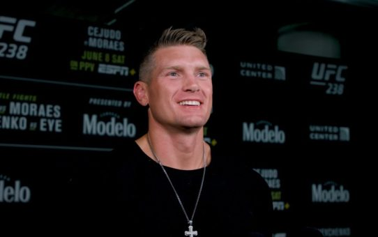 UFC 238: Stephen Thompson 'Would Love' To Fight 'Legend' Nate Diaz – MMA Fighting