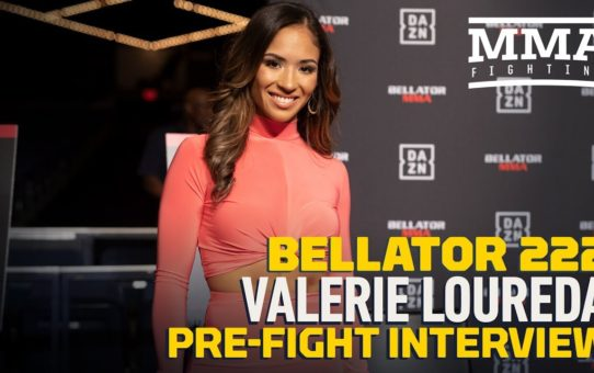 Bellator 222: Valerie Loureda 'Annoyed' At Media's Focus On Opponent's 'Hooters' Background