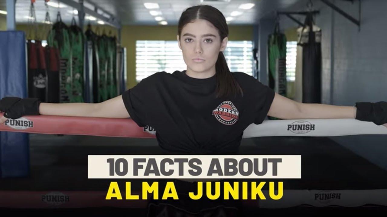 Alma Juniku   ONE Fast Facts
