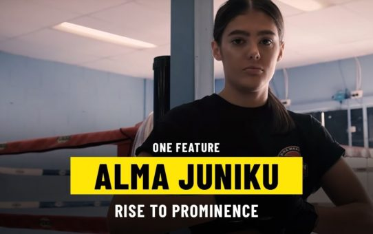 Alma Juniku Steps Up | ONE Special Feature