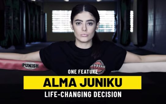 Alma Juniku's Life-Changing Decision | ONE Feature