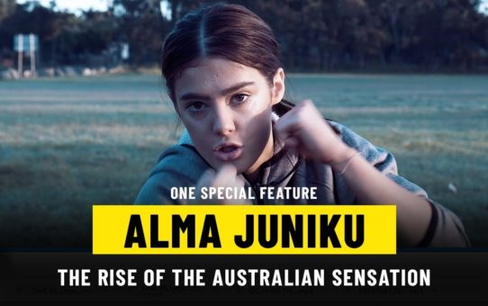Alma Juniku's Time Is Now | ONE Special Feature