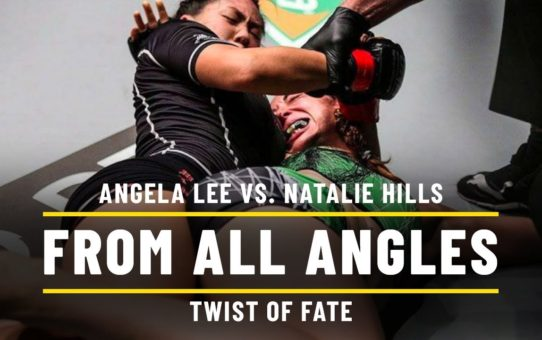 Angela Lee vs. Natalie Hills | From All Angles