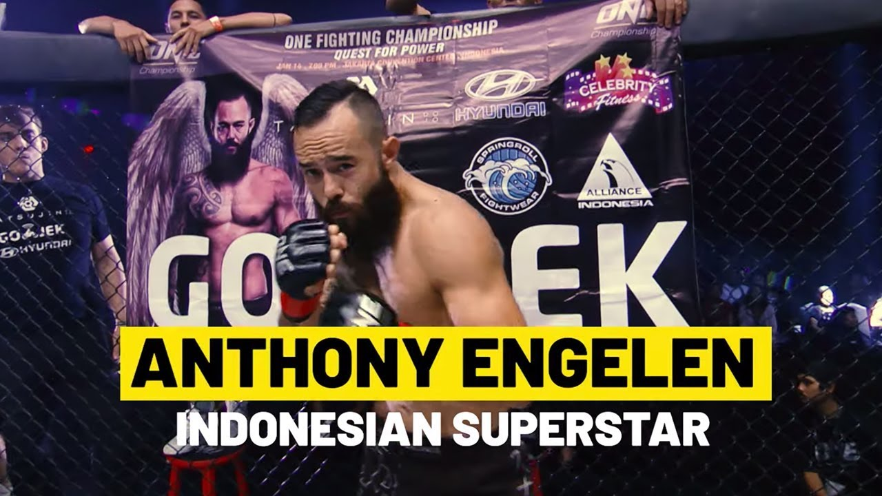 Anthony Engelen Knows How To Finish   ONE Highlights