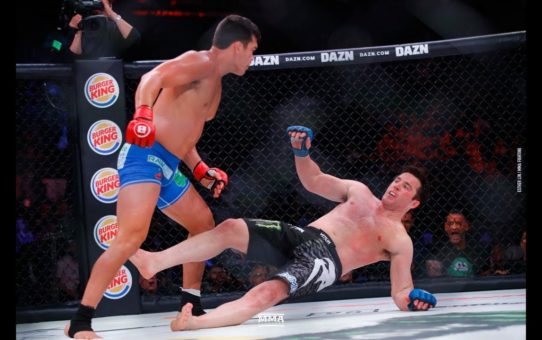 Bellator 222 Highlights: Rory MacDonald, Lyoto Machida Get Wins – MMA Fighting