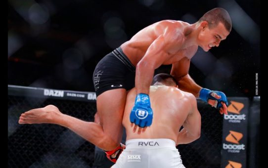 Bellator 222: Adam Borics Knocks Out Aaron Pico – MMA Fighting