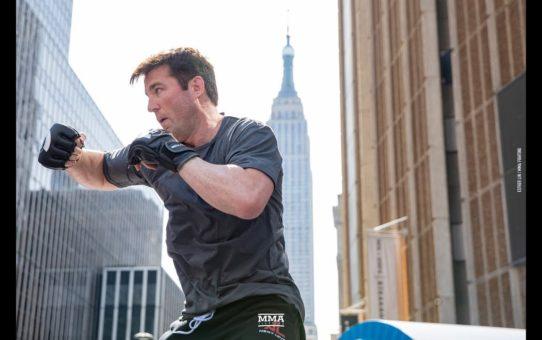 Bellator 222: Chael Sonnen Open Workout Highlights – MMA Fighting