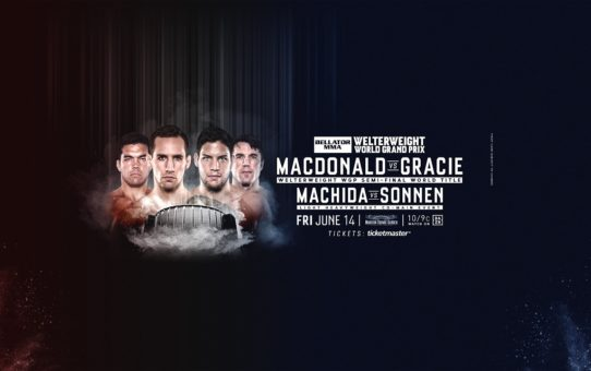 Bellator 222 LIVE Weigh Ins