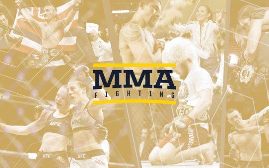 Bellator 222 Open Workout- MMA Fighting