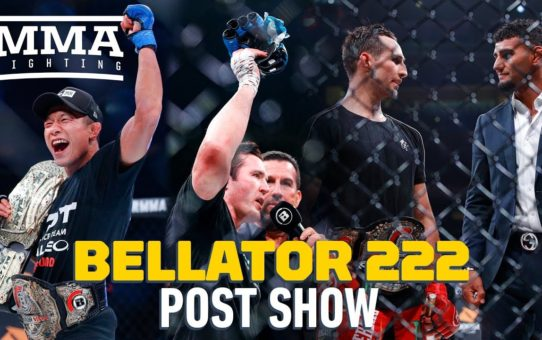 Bellator 222 Post-Fight Show – MMA Fighting
