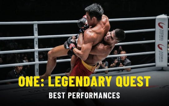 Best Performances | ONE: LEGENDARY QUEST