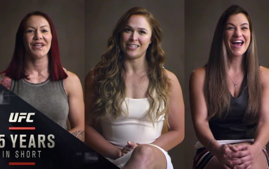 BREAKING BARRIERS: The Story of Ronda Rousey and the Rise of Women's MMA