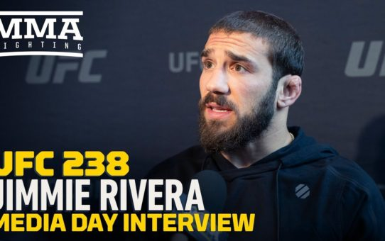 UFC 238: Jimmie Rivera Believes He's 'Way Better' Than Petr Yan – MMA Fighting
