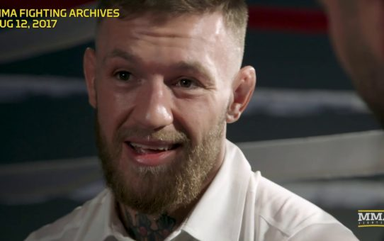 MMA Fighting Archives: Conor McGregor Looks Back At Paulie Malignaggi Sparring Session