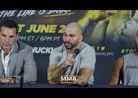 Bare Knuckle FC 6 – Lobov vs. Malignaggi Post-Fight Press Conference – MMA Fighting