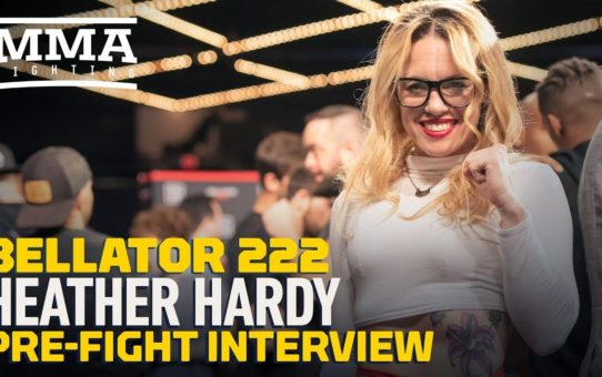 Bellator 222: Heather Hardy Explains Why She Enjoys MMA More Than Boxing – MMA Fighting