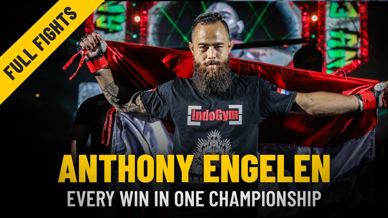 Every Anthony Engelen Win | ONE Full Fights