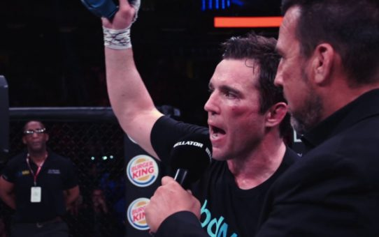 Fight Night | Chael Sonnen – Bellator 222