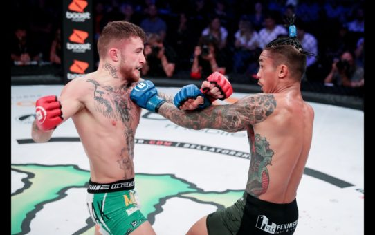 Full Fights | James Gallagher vs. Jeremiah Fabiano – Bellator 223