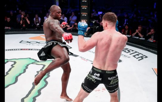 Full Fights | Melvin Manhoef vs. Kent Kauppinen – Bellator 223