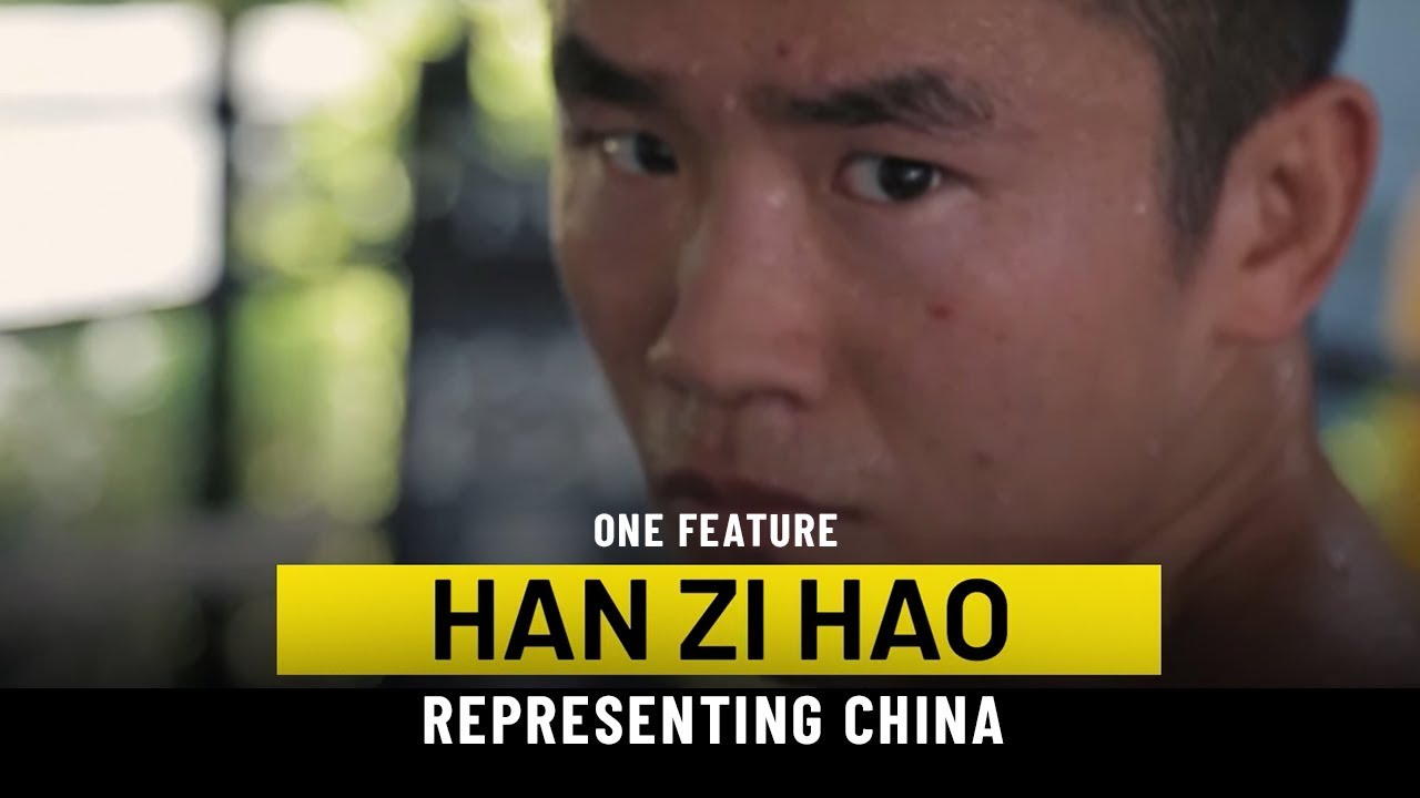 Han Zi Hao Competes For His Country | ONE Feature