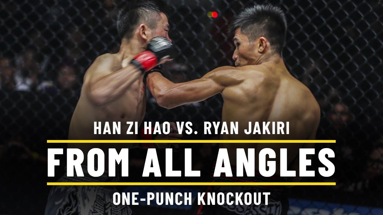 Han Zi Hao vs. Ryan Jakiri | ONE From All Angles