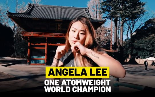 Human Highlight-Reel Angela Lee | ONE Highlights