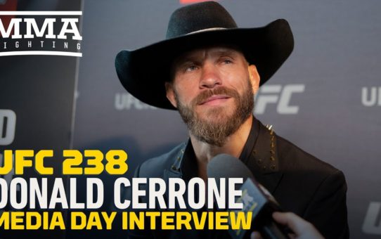 Donald Cerrone Wishes His Fight Against Tony Ferguson At UFC 238 Was Five Rounds – MMA Fighting