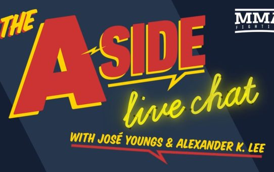 The A-Side Live Chat: UFC Greenville, BKFC 6 &  Bellator 223 fallout, More – MMA Fighting