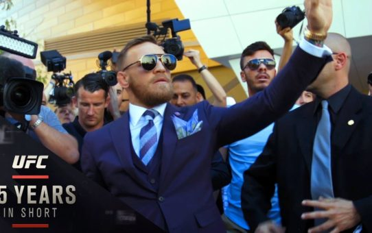 MacMANIA: The Story of Conor McGregor's Insane Star Power