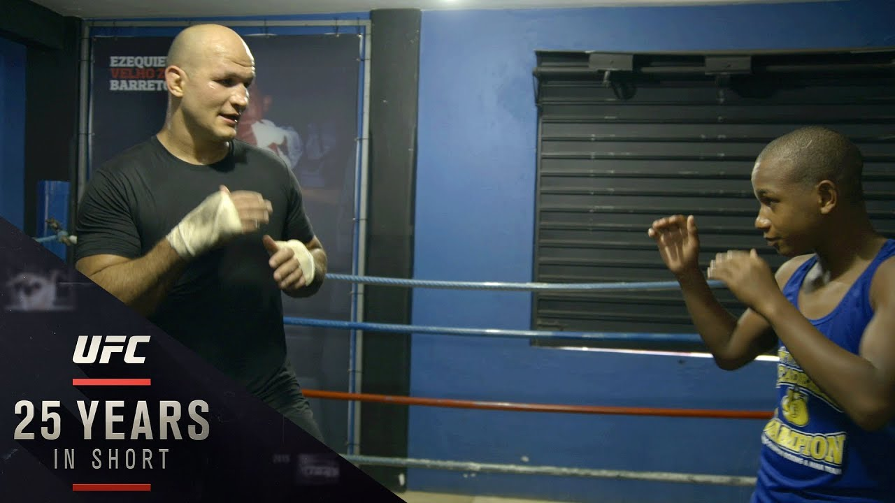 TAKE ME WITH YOU: The Story of a Little Boy and the UFC Heavyweight Champion