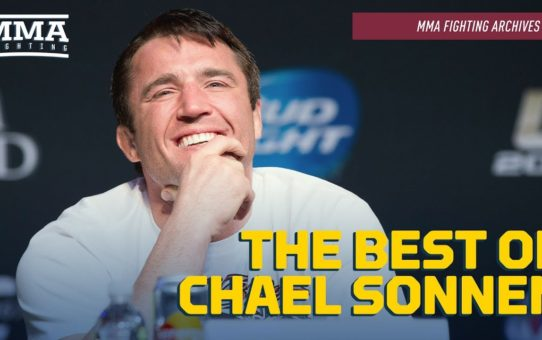 MMA Fighting Archives: The Best of Chael Sonnen – MMA Fighting