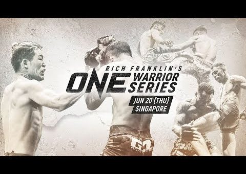 ONE Championship: ONE Warrior Series 6