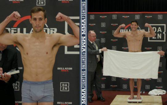 Bellator 222 Weigh-Ins: Rory MacDonald, Neiman Gracie Make Weight – MMA Fighting