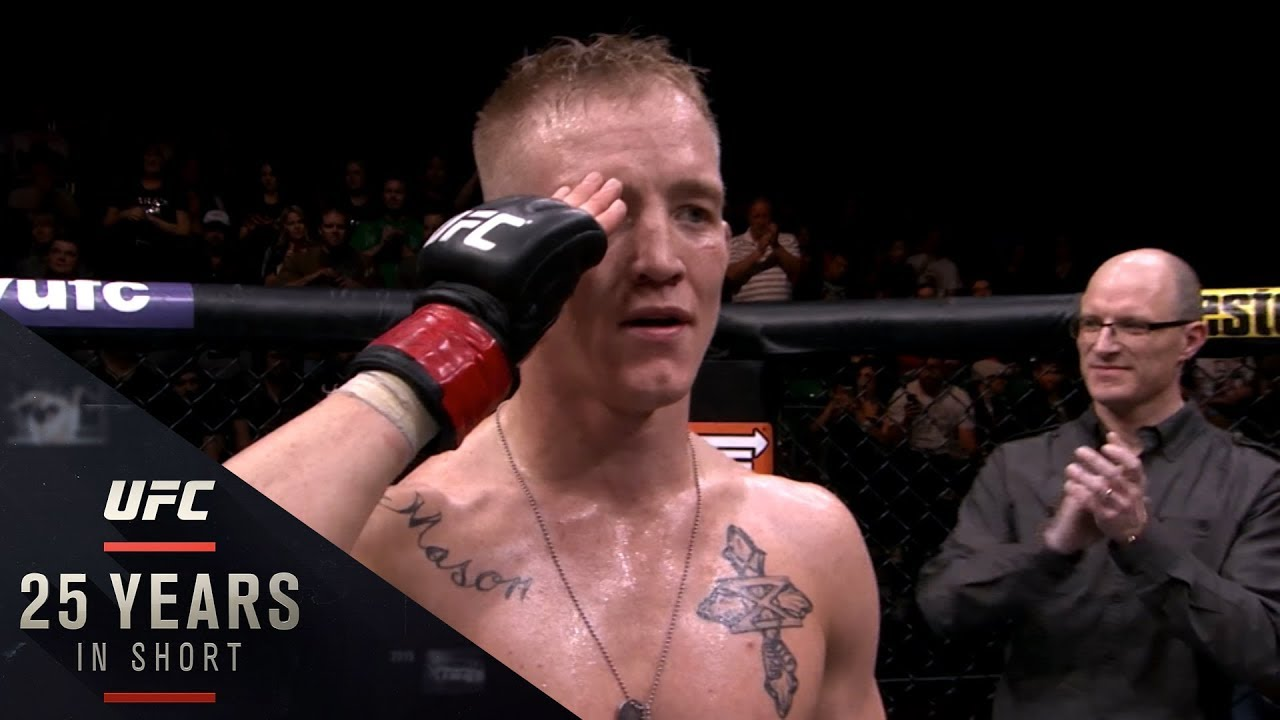 BOUND BY VALOR: The Story of the UFC and the U.S. Armed Forces Connection
