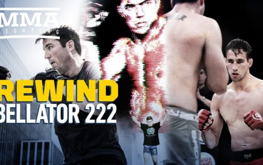 Bellator 222 Rewind: Rory MacDonald Advances, Chael Sonnen Retires – MMA Fighting