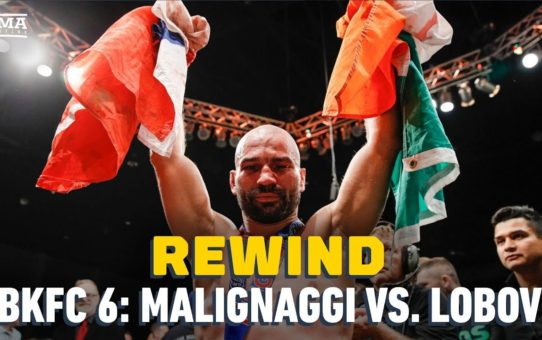 BKFC 6 Rewind: Artem Lobov Defeats Paulie Malignaggi, Ends Rivalry – MMA Fighting