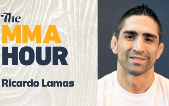 Ricardo Lamas Says UFC Belt Is Still On Bucket List