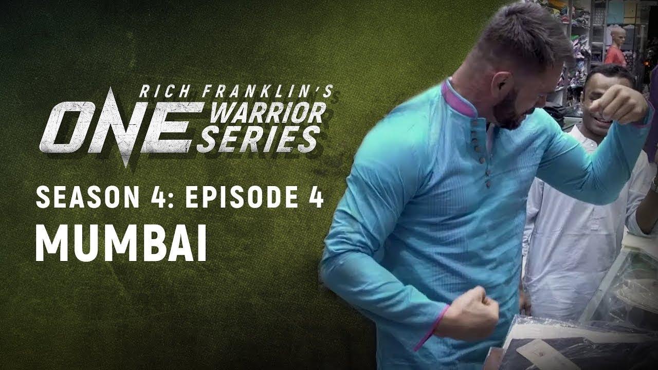 Rich Franklin's ONE Warrior Series | Season 4 | Episode 4 | Mumbai