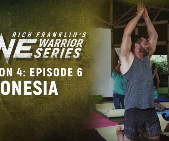 Rich Franklin's ONE Warrior Series   Season 4   Episode 5   Indonesia
