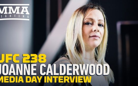 Joanne Calderwood Wants Fight With Valentina Shevchenko After UFC 238 – MMA Fighting