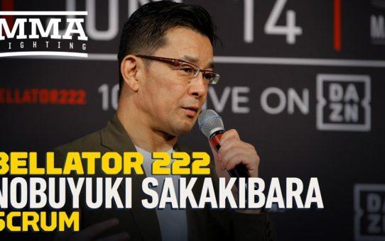 Bellator 222: Nobuyuki Sakakibara Guarantees Kyoji Horiguchi Will Beat Darrion Caldwell Again