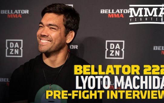 Lyoto Machida Says Goal Is To Fight For Championship After Bellator 222 – MMA Fighting