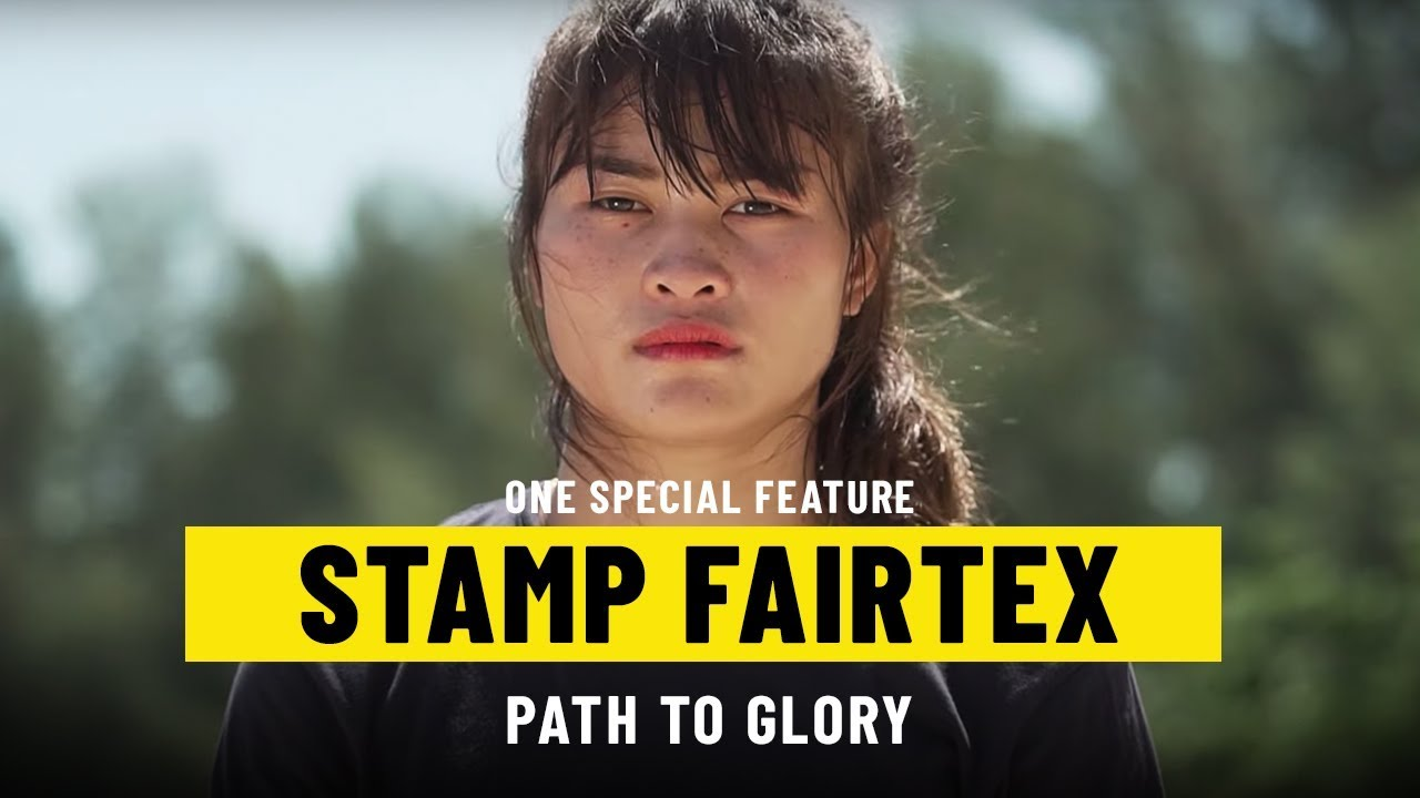 Stamp Fairtex's Inevitable Path To Glory   ONE Special Feature