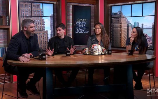 After The (MMA) Beat: Episode 230 (Ferguson's Win Streak, Funniest Interviews, USWNT's 13-0 Win)